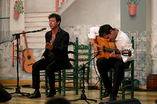 FINAL CERTAMEN FLAMENCO