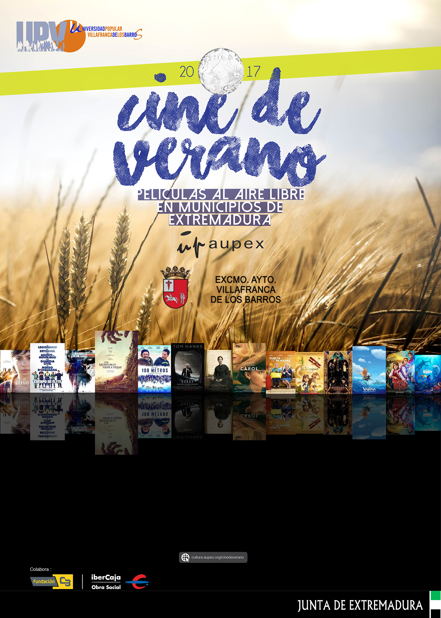 cineverano17 vacio cartel50x70